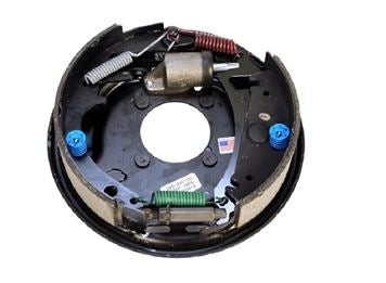 Dexter 10in 3.5K RH Hyd Free Backing Drum Brake 23-345 -AT NexAge Trailer Parts We Price Match Etrailer with Free Shipping, Dexter Axle