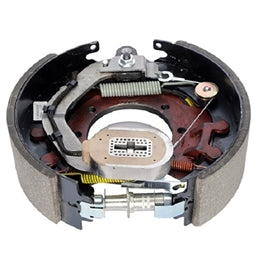 Dexter 12 1/4in 9-10K GD LH 7 Bolt Elec Drum Brake 23-450 -AT NexAge Trailer Parts We Price Match Etrailer with Free Shipping, Dexter Axle