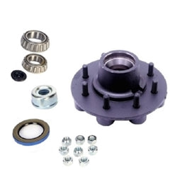 Dexter 8 on 6.5in EZ-Lube Hub Kit for 6K & 7K Axles 42865UC1-EZ -AT NexAge Trailer Parts We Price Match Etrailer with Free Shipping, Dexter Axle