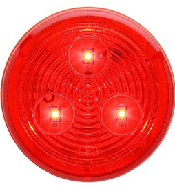Optronics Red LED 2 1/2in MRK/CLR Light MCL-57RB