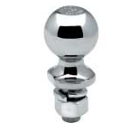 "Draw-Tite Tow Ready Hitch Ball 2"" Ball w/ 3/4 Shank -AT NexAge Trailer Parts We Price Match Etrailer with Free Shipping, Draw-Tite"