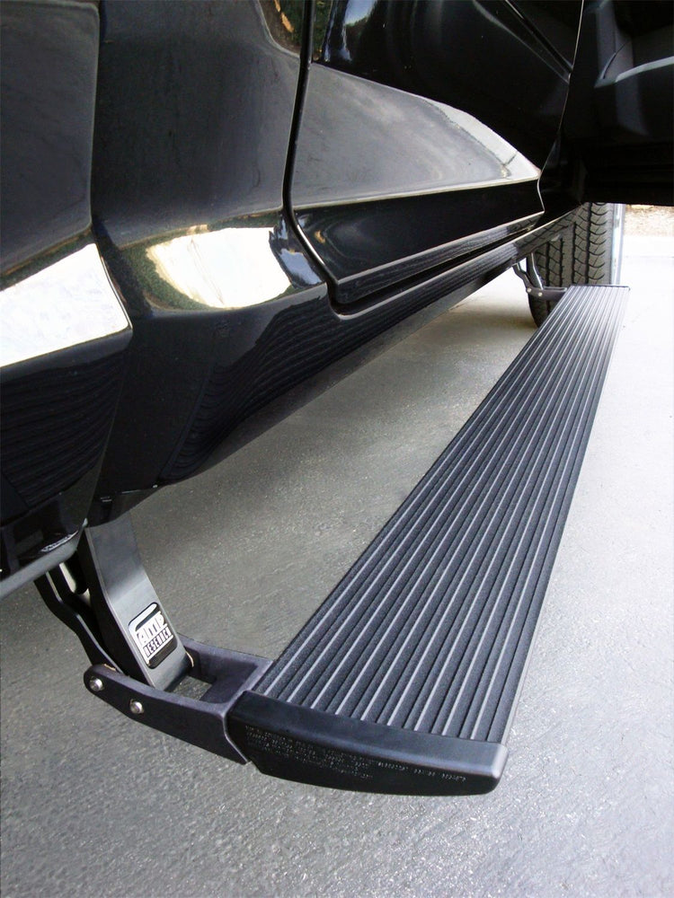 AMP Research 76138-01A PowerStep Electric Running Boards Plug N Play System for 2013-2015 Ram 1500/2500/3500, All Cabs