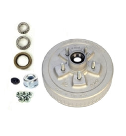 View Larger Image Dexter 5 on 4.75in EZ-Lube Hub & Drum Kit For 3.5K Axles 845476UC3-EZ