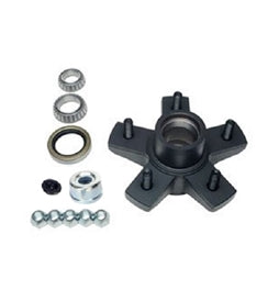 Dexter 5 on 5.5in EZ-Lube Hub Kit For 3.5K Axles 84555UC1-EZ -AT NexAge Trailer Parts We Price Match Etrailer with Free Shipping, Dexter Axle
