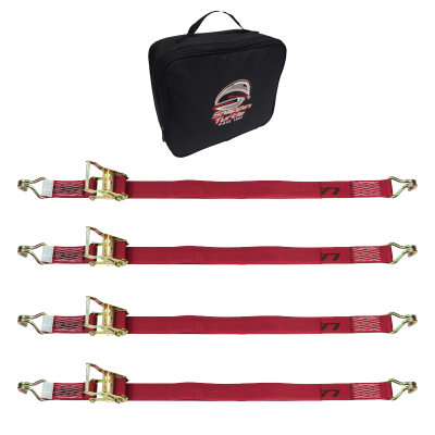 4 Pack of V5502 - 9' Salt Spreader Straps -AT NexAge Trailer Parts We Price Match Etrailer with Free Shipping, Snappin Turtle