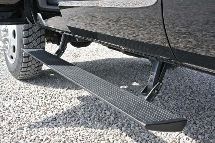 AMP Research 76153-01A PowerStep Running Boards, Plug N Play System for 2015-2019 Chevrolet/GMC Colorado/Canyon