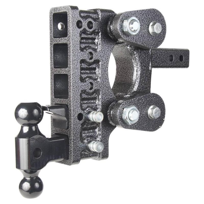 "The Boss (Torsion Flex) 16K w/ 2 "" Receiver and 7-1/2"" Drop and 5 Adjustable Positions"