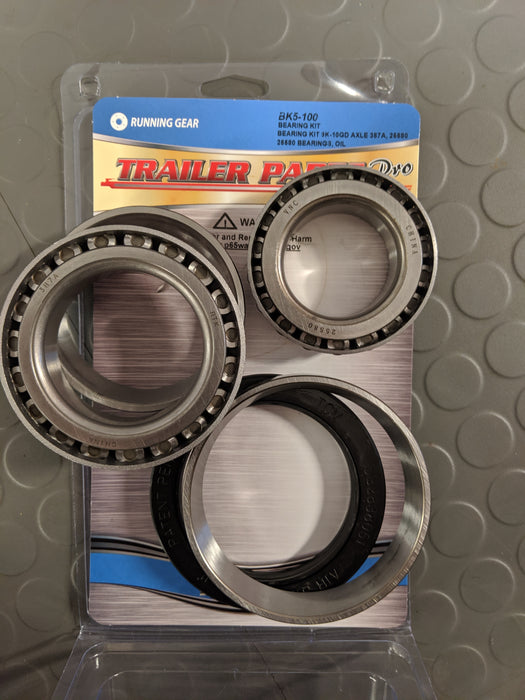 Redline 10K GD Bearing Kit w/Oil Seal BK5-100
