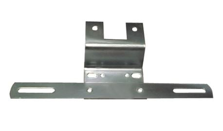 Redline Zinc License Plate Bracket LT05-400