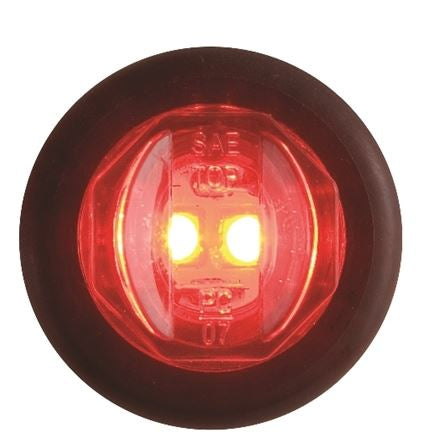 Optronics Red 3/4in Uni-Lite LED MCL-11RKB