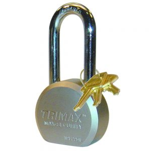 Trimax Maximum Security Padlock TPL2251L