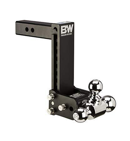 Tow and Stow 2 Inch Receiver 9 Inch Drop