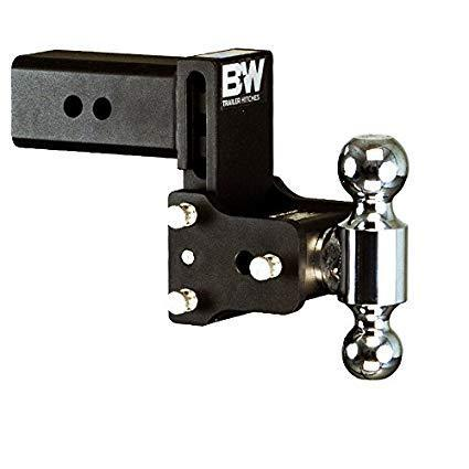 Tow and Stow 3 Inch Receiver 5 Inch Drop