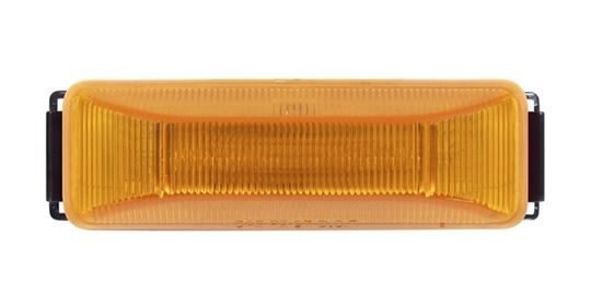 Redline Amber Thinline Clearance/Marker Light w/Base LT01-150