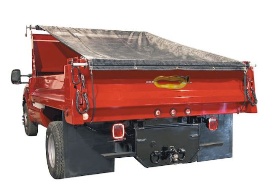 DTR Series Dump Tarp Kits -AT NexAge Trailer Parts We Price Match Etrailer with Free Shipping, Buyers Products