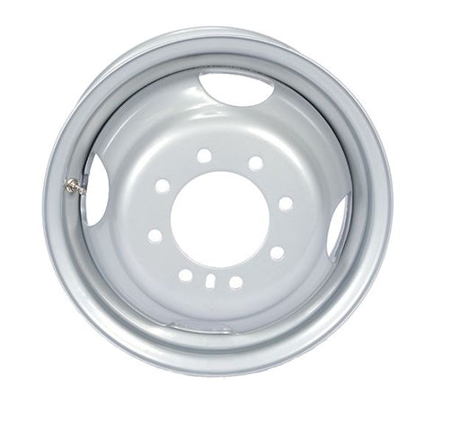 16 x 6 Silver Dual Wheel 865 WHIDS166-80E -AT NexAge Trailer Parts We Price Match Etrailer with Free Shipping, Dexstar
