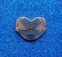 [ON-HAND] MCU Captain America Pin (restocked!)