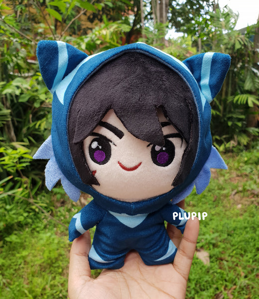 [ON-HAND] Tiny Keith Plush