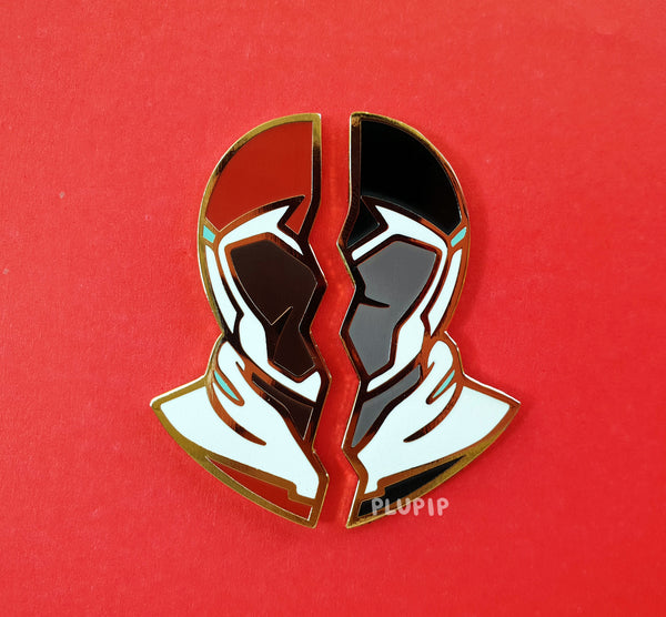 [ON-HAND] Sheith Helmet Pins (restocked!)
