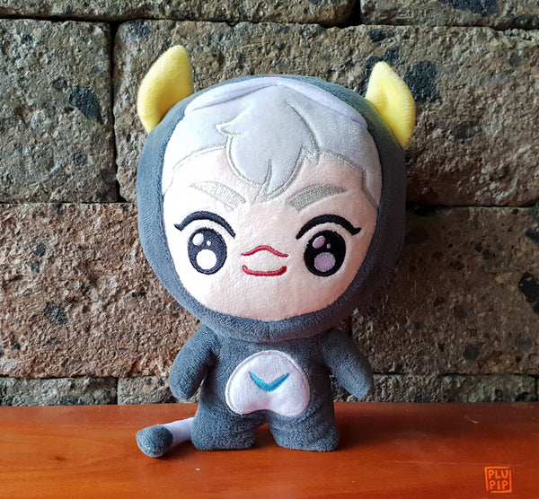 [ON-HAND] Tiny Shiro Plush