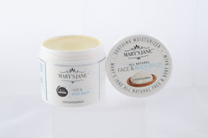 All Natural Face + Body Balm