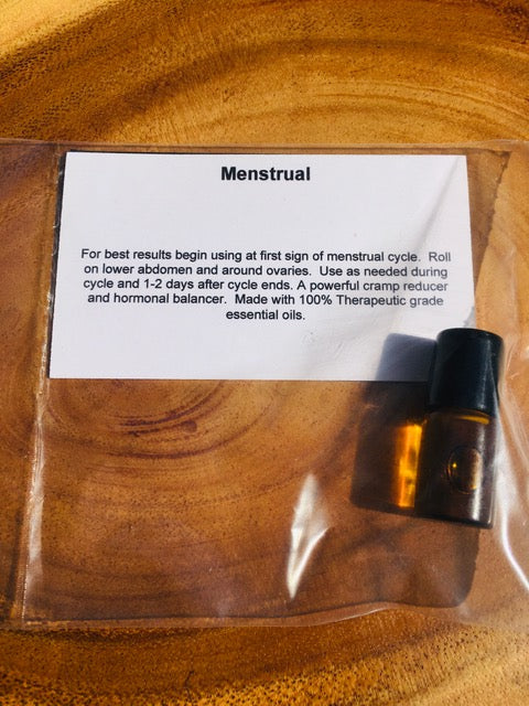 Mary's Jane Menstrual Oil