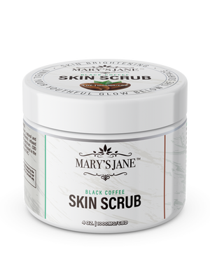 Black Coffee Skin Scrub