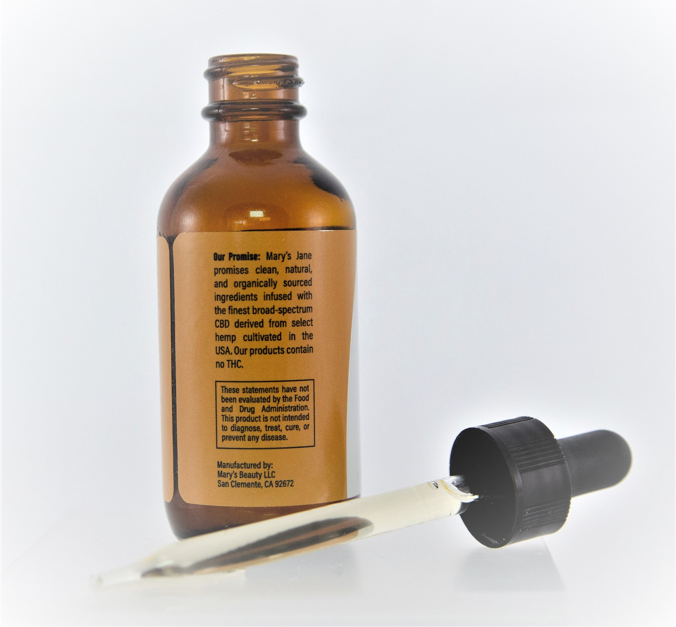 CBD Hair Serum - 250mg/CBD
