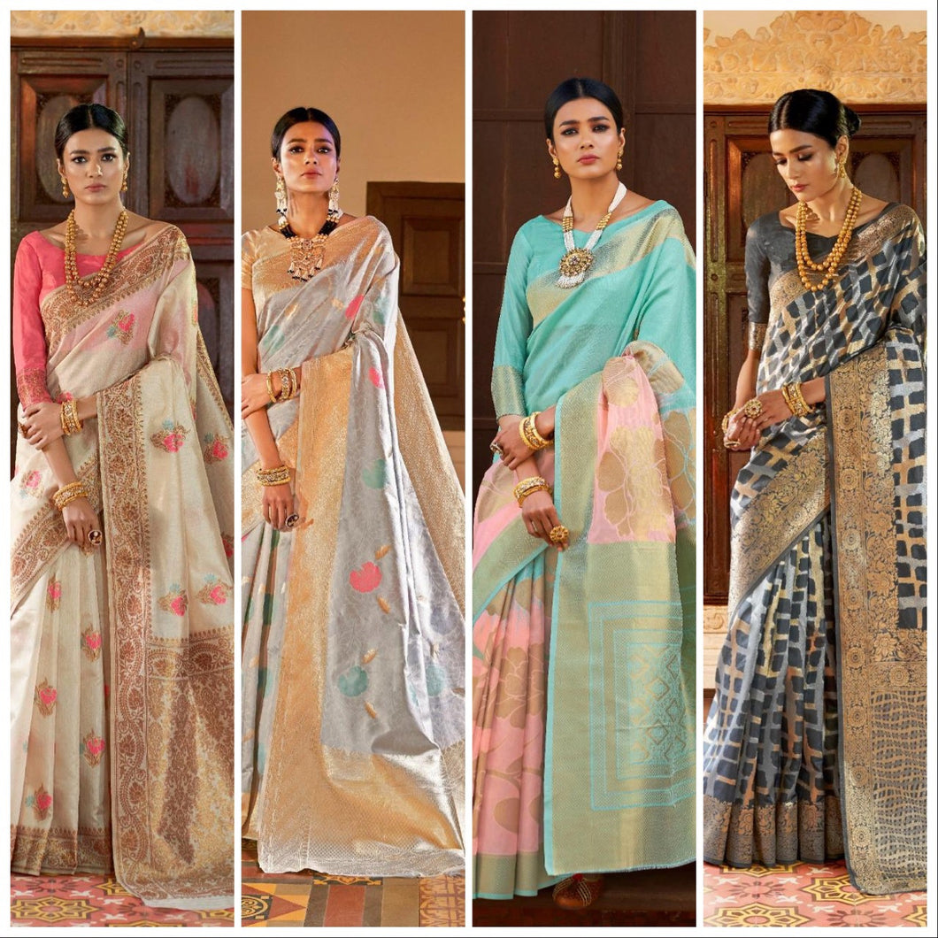 Kanshula Silk Saree