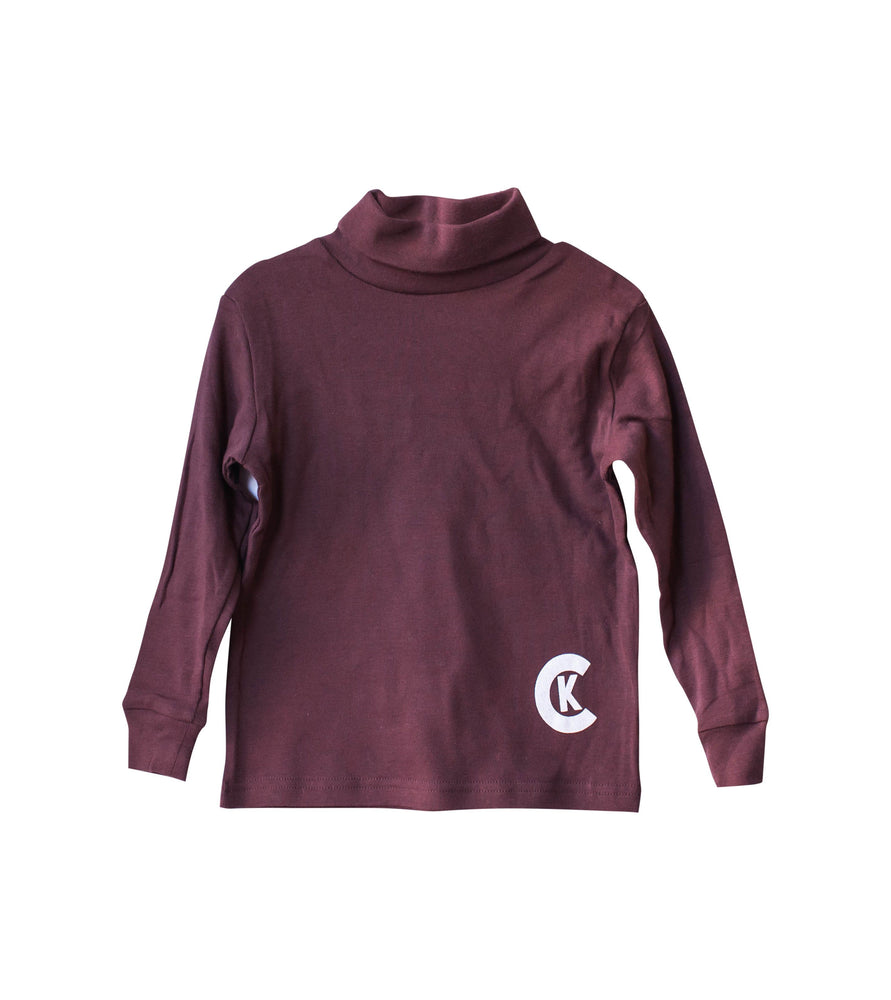 """CK"" COCO TURTLENECK"