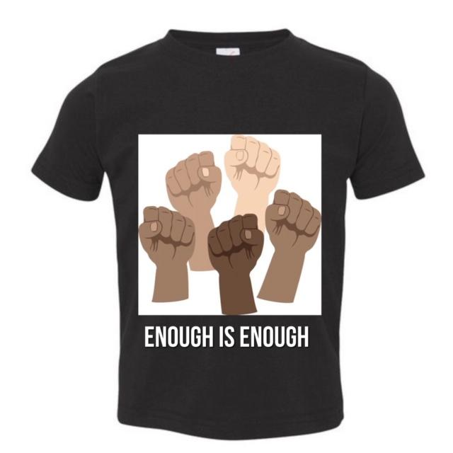 Enough is Enough #BLM