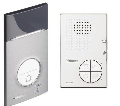 Smart Intercom outdoor (Legrand) - [Smart Home], [Home Automation], [Smart Home Systems Dubai UAE], [Smart3]