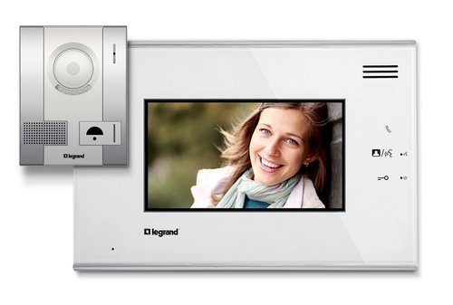 Smart Intercom System (Legrand) - [Smart Home], [Home Automation], [Smart Home Systems Dubai UAE], [Smart3]