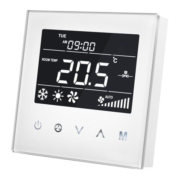 Z-Wave Thermostat - 4 Pipe - [Smart Home], [Home Automation], [Smart Home Systems Dubai UAE], [Smart3]