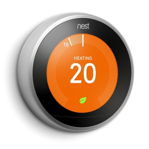 Nest Learning Thermostat - 3rd generation - [Smart Home], [Home Automation], [Smart Home Systems Dubai UAE], [Smart3]