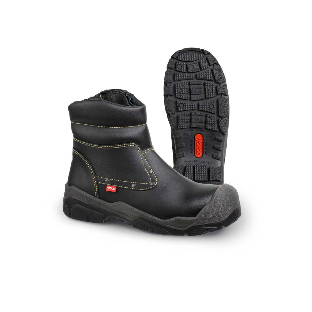 Finally a Boot Built Specifically for Welders!