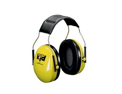 3M™ PELTOR™ Kid Ear Muff Neon Green