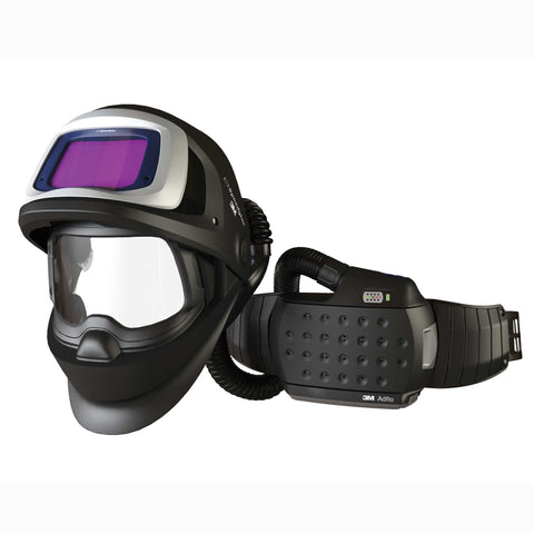 3M Speedglas 9100XXi FX Air Welding Helmet with Adflo PAPR 547726