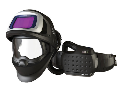 3M Speedglas 9100XXi FX Air Welding Helmet with Adflo PAPR Heavy-Duty (547726HD)