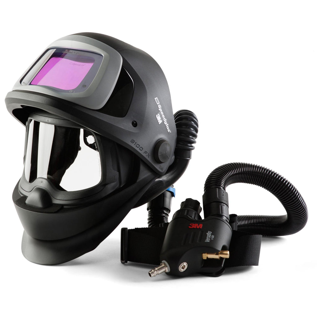3M Speedglas Welding Helmet 9100XXi FX Air with V-500E SAR