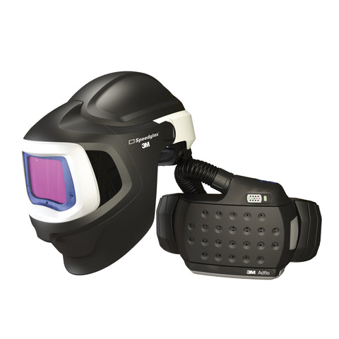 3M Speedglas 9100XXi MP Welding & Safety Helmet with Adflo PAPR Heavy Duty