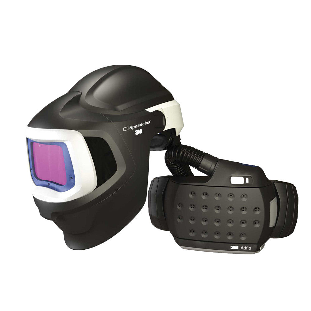 3M Speedglas 9100XXi MP Welding & Safety Helmet with Adflo PAPR 577726