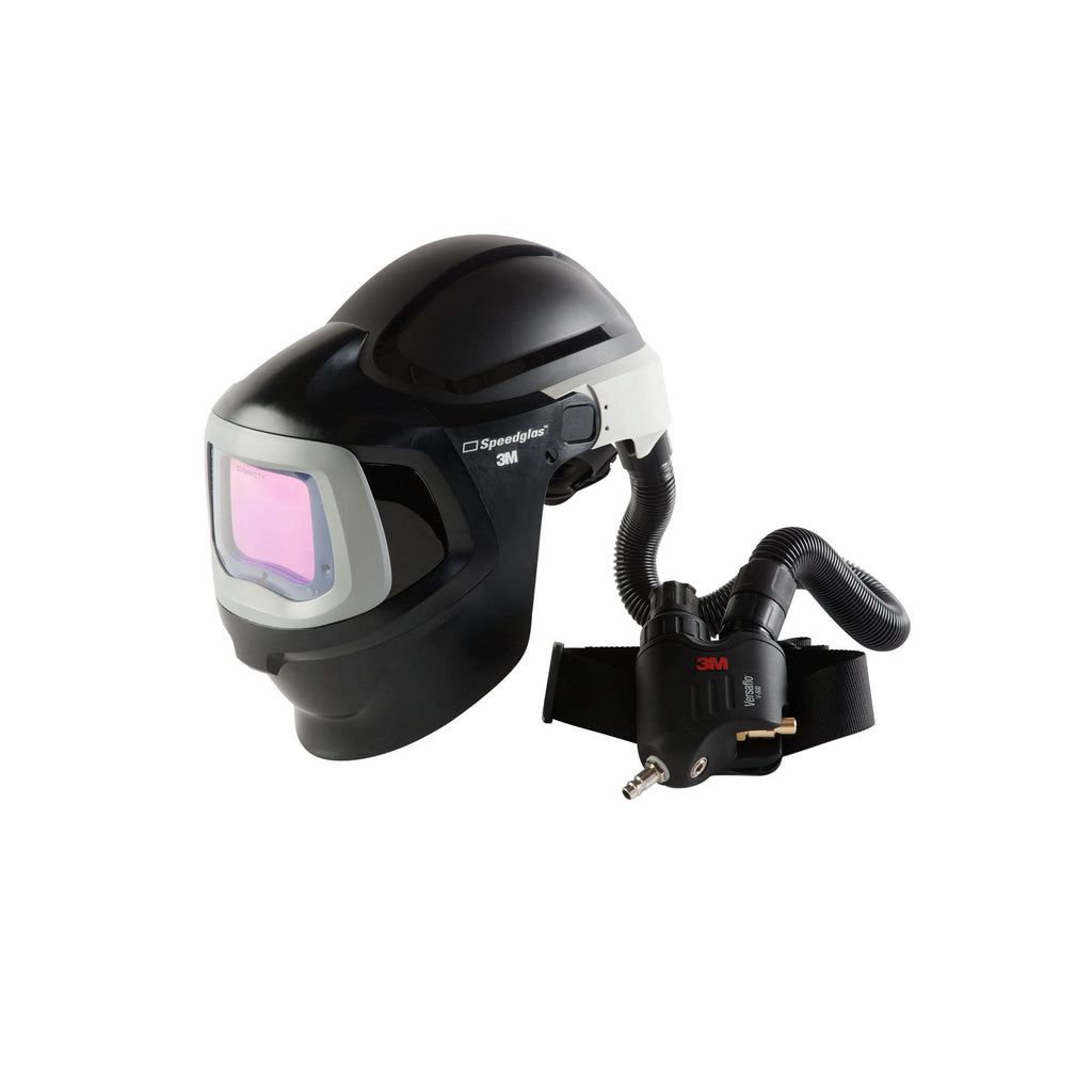 Speedglas Welding & Safety Helmet 9100XXi MP Air with V-500E 578826