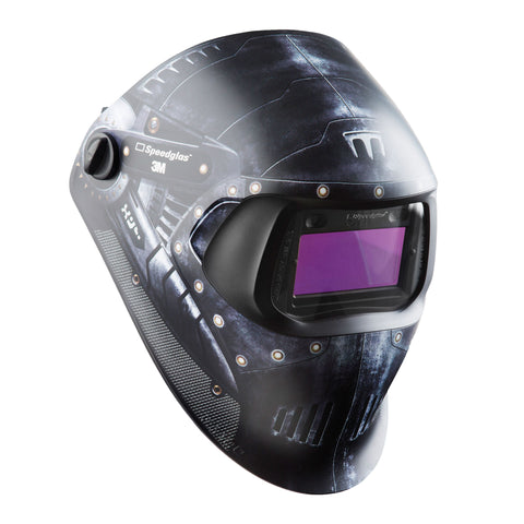 3M Speedglas Welding Helmet 100 Trojan Warrior 751620