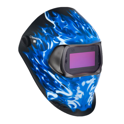 3M Speedglas Welding Helmet 100 Ice Hot 752520