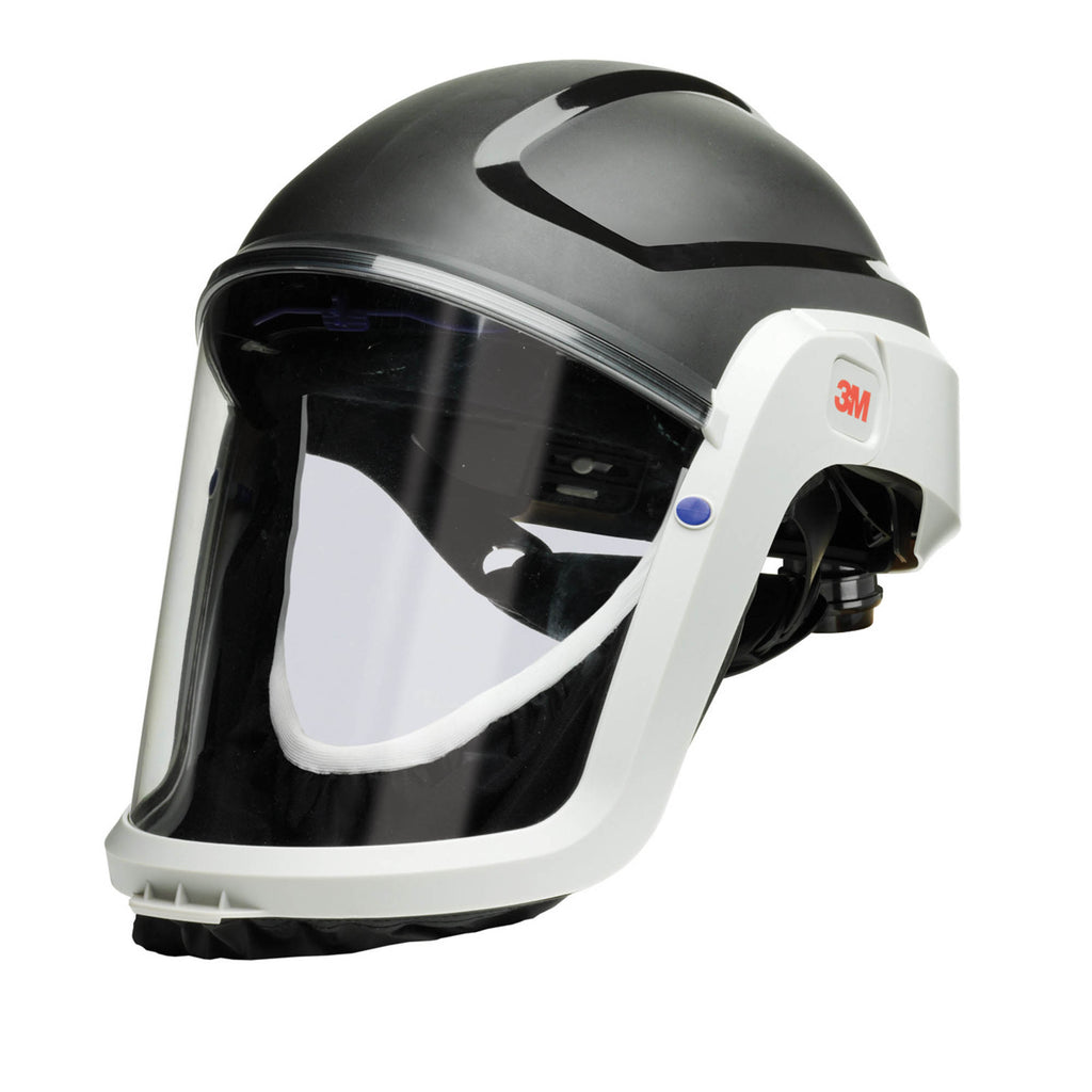 3M Face Shield & Safety Helmet 895307