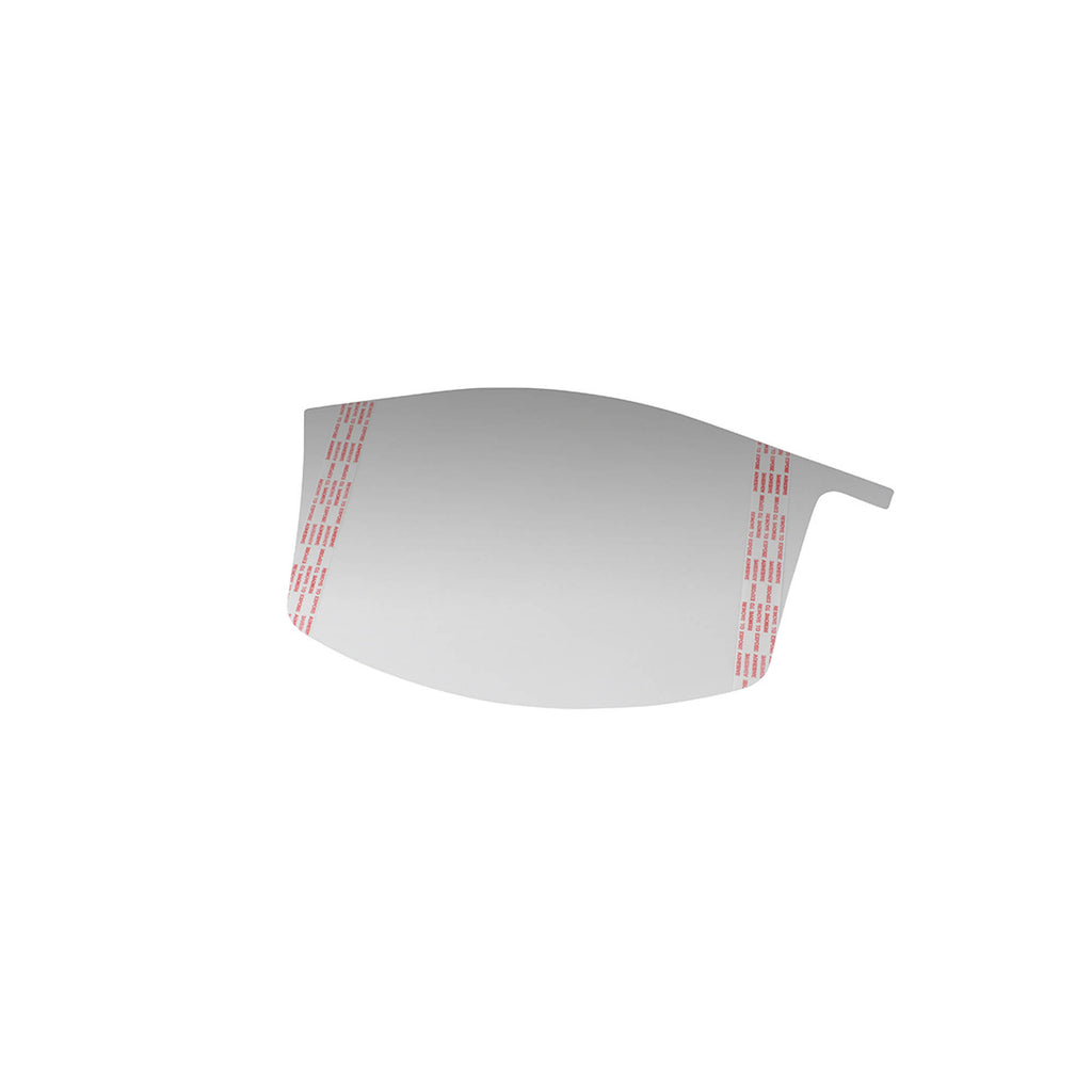 Peel-Off Visor Covers M-Series Face Shield Pk=40