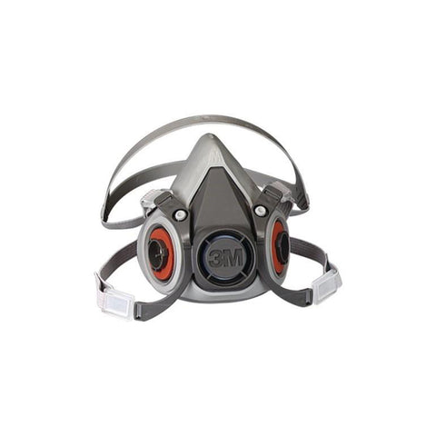 3M Half Face Reusable Respirator 6000 Series