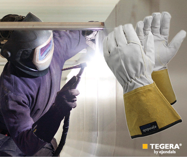 Tegera Welding Gloves