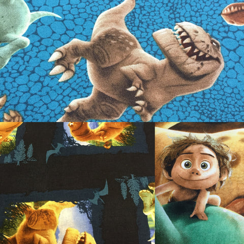 good dinosaur arlo fabric